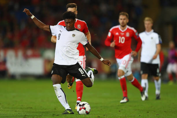 David Alaba – World Cup Failure Demonstrates his Midfield Shortcomings
