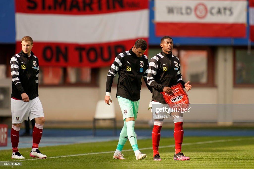 Austria v Slovakia - International Friendly : News Photo