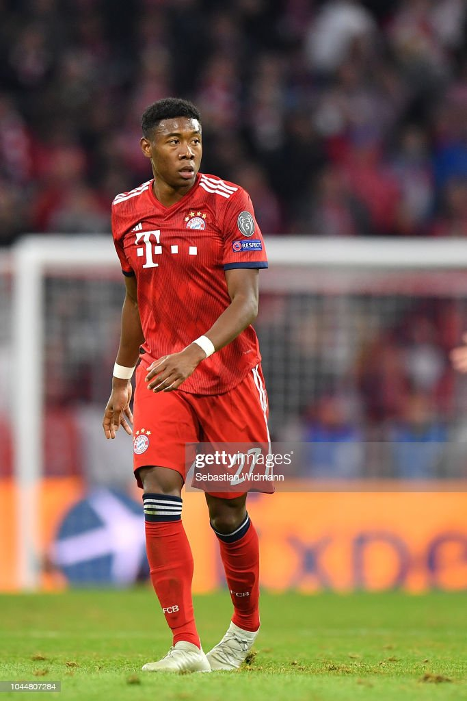 FC Bayern Muenchen v Ajax - UEFA Champions League Group E : News Photo