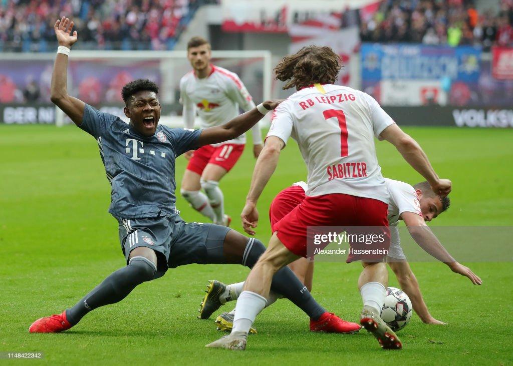 DEU: RB Leipzig v FC Bayern Muenchen - Bundesliga
