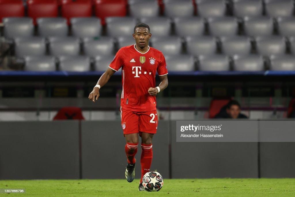 Bayern München v SS Lazio - UEFA Champions League Round Of 16 Leg Two : ニュース写真