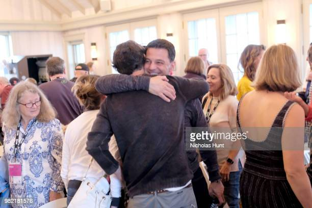 David Alan Basche attends the 2018 Nantucket Film Festival Day 4 on June 23 2018 in Nantucket Massachusetts