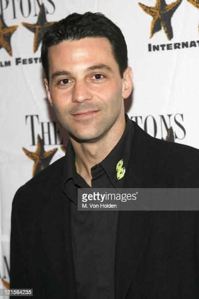 """David Alan Basche during 14th Annual Hamptons International Film Festival - Screening of """"Shut Up and Sing"""" - Arrivals and Inside at United Artist..."""