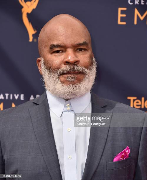 David Alan Grier attends the 2018 Creative Arts Emmys Day 2 at Microsoft Theater on September 9 2018 in Los Angeles California