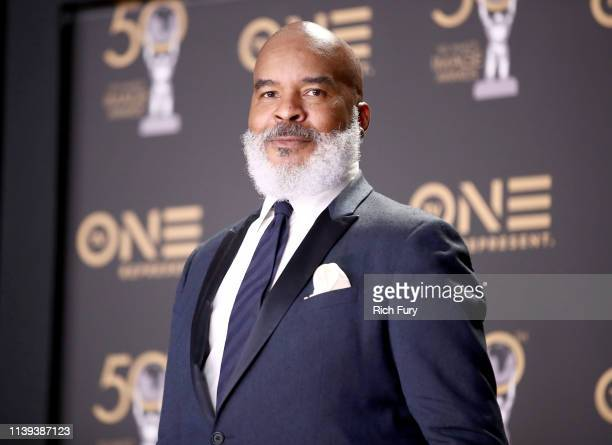 David Alan Grier attends the 50th NAACP Image Awards at Dolby Theatre on March 30 2019 in Hollywood California