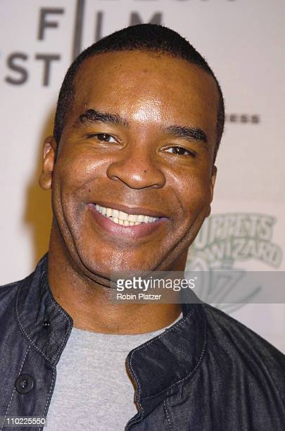David Alan Grier during 4th Annual Tribeca Film Festival The Muppets' Wizard of Oz Premiere at The Tribeca Performing Arts Center in New York City...