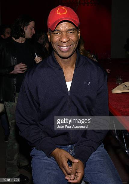 David Alan Grier during Frederick's of Hollywood Red Party at Falcon in Hollywood California United States