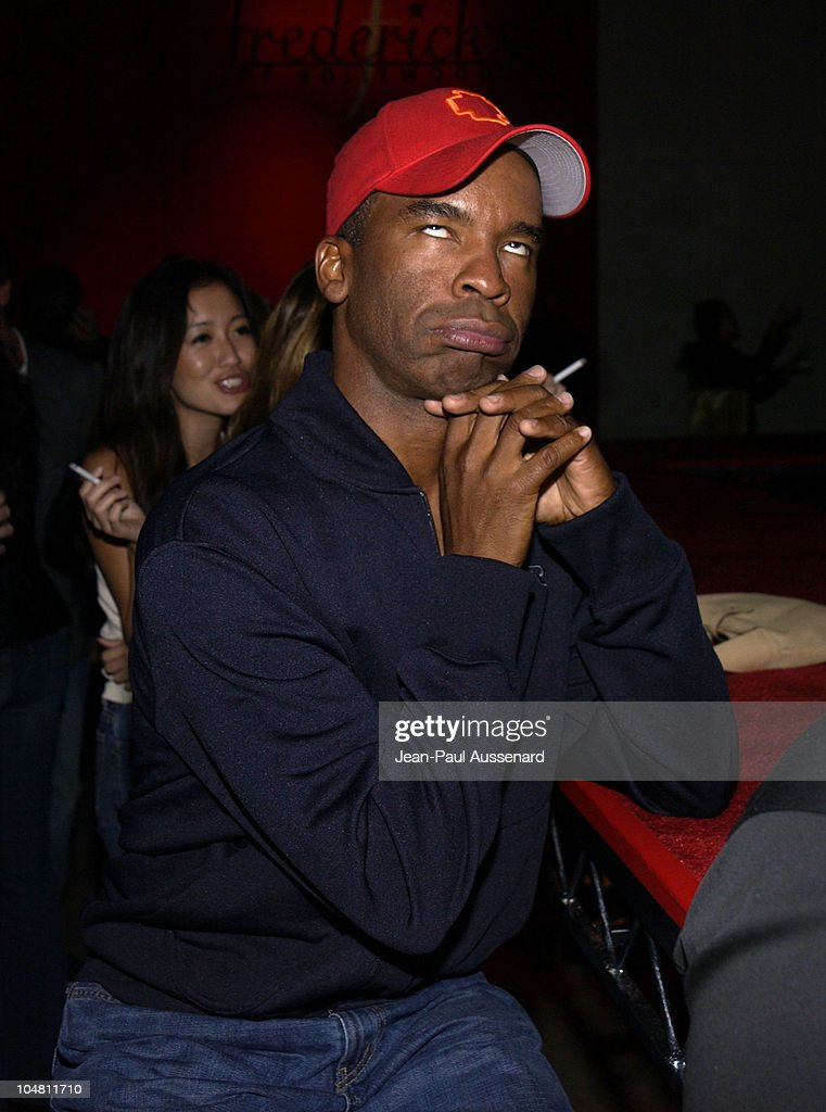 David Alan Grier during Frederick's of Hollywood Red Party at Falcon in Hollywood, California, United States.
