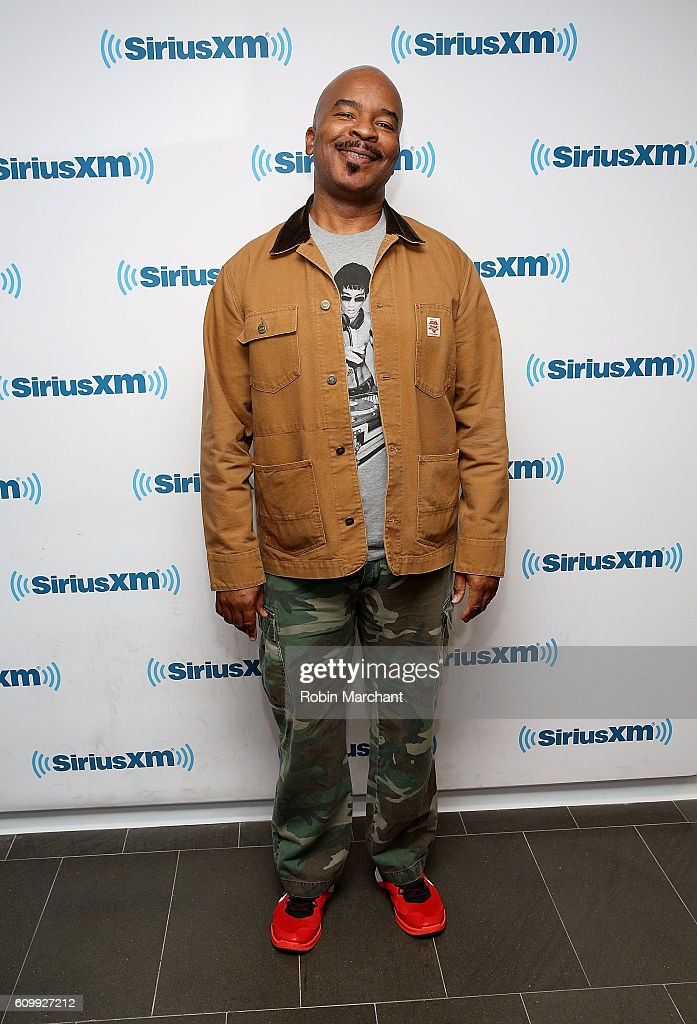 Celebrities Visit SiriusXM - September 23, 2016
