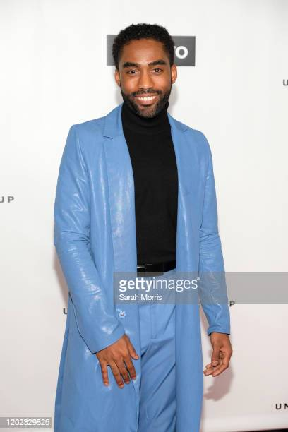 David Alan Madrick attends the 2020 Grammy after party hosted by Universal Music Group on January 26, 2020 in Los Angeles, California.