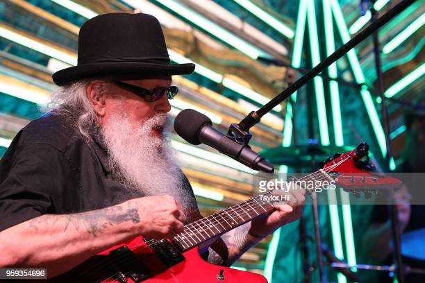 David Allan Coe performs at Sony Hall on May 16 2018 in New York City