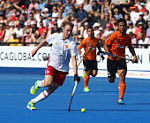 david ames england during mens hockey