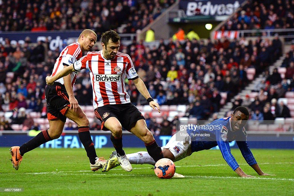 Sunderland v Carlisle United - FA Cup Third Round