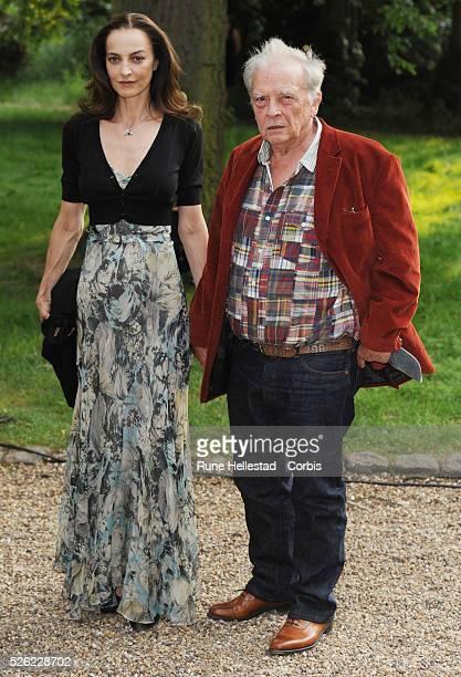 "David and Catherine Bailey attend ""Raisa Gorbachev Foundation Party"" at Hampton Court Palace."