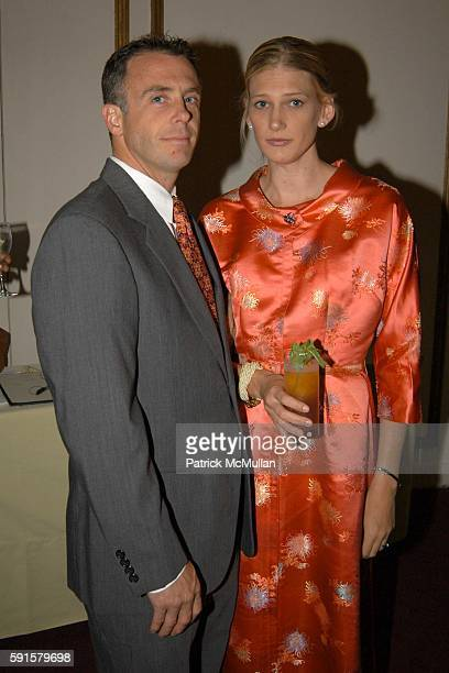 David and Chrysti Eigenberg attends Kartika Soekarno foundation for Indonesian Children Presents Magnum Photo's Shadow Play Fundraiser at Indonesian...
