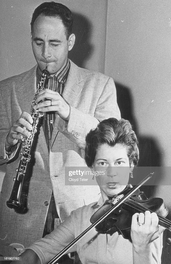 JAN 29 1961; David and Irene Abosch (D-4);