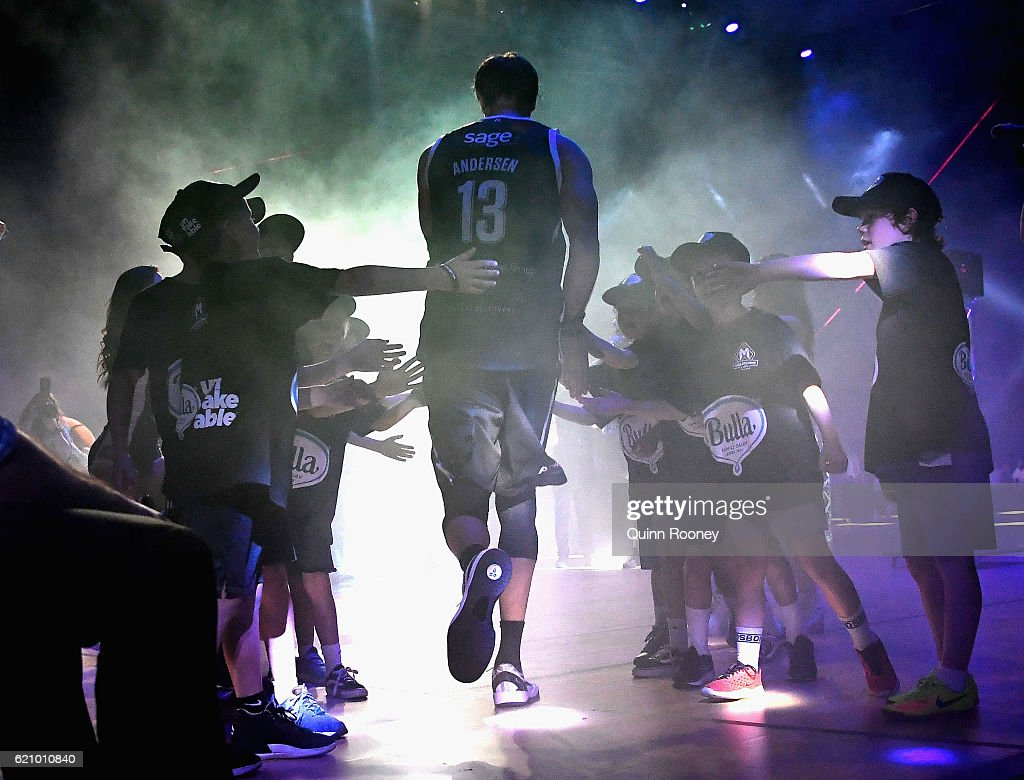 NBL Rd 5 - Melbourne v New Zealand : News Photo