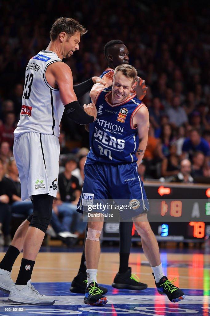 NBL Grand Final: Game 2 - Adelaide v Melbourne