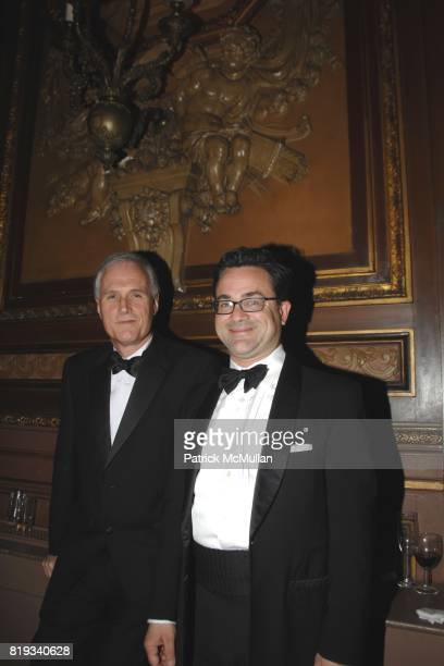 David Angus David Moody and attend Glimmerglass Opera Spring Gala to Benefit the Young American Artists Program at The Metropolitan Club on April 27...