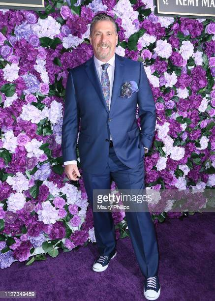 David Ankin attends The Griot Gala Oscars After Party 2019 at The District by Hannah An on February 24 2019 in Los Angeles California