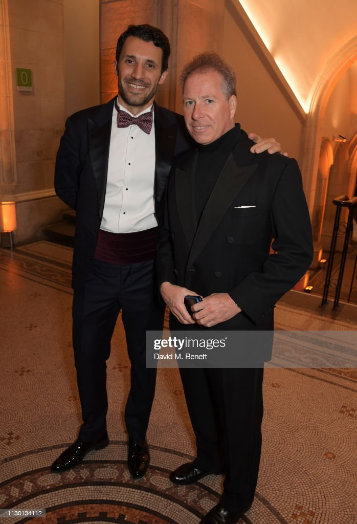 The Portrait Gala 2019 : News Photo