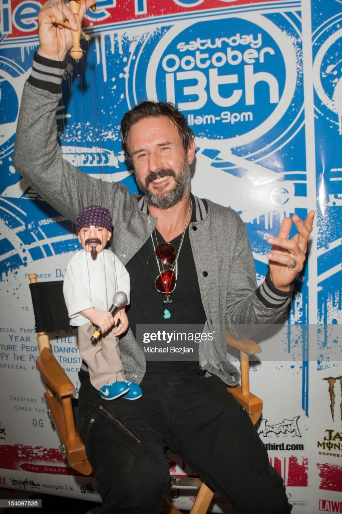 David Arquette's Piece Fest - A Music And Street Festival To Benefit Pico Union Housing Corp. And Graff Lab