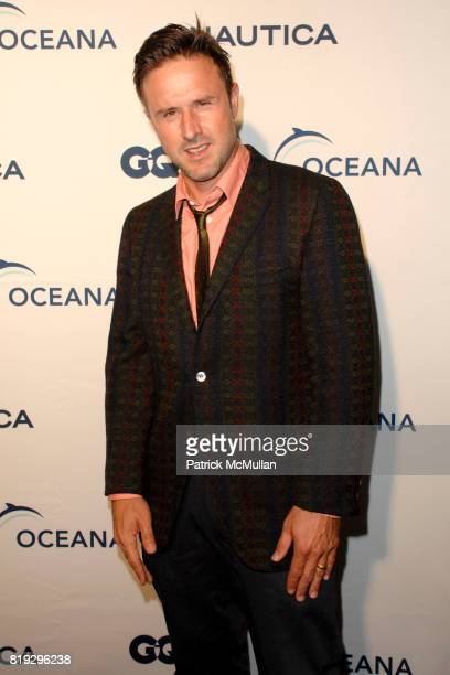 David Arquette attends GQ World Oceans Day Party at Sunset Tower Hotel on June 8 2010 in West Hollywood California