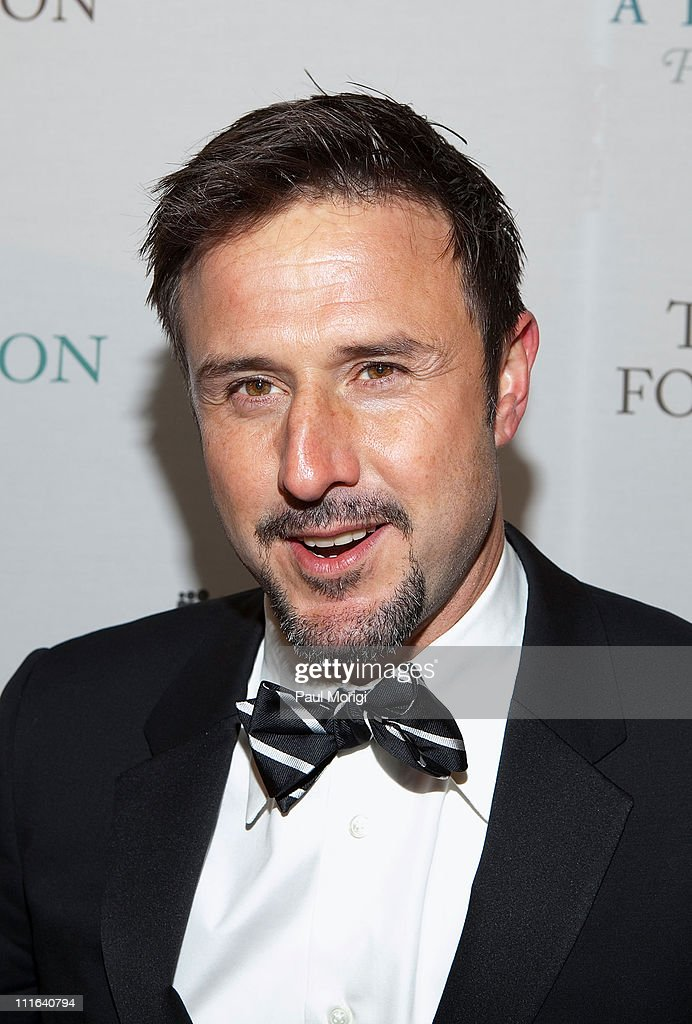David Arquette attends The Huffington Post pre-inaugural ball attend The Newseum on January 19, 2009 in Washington, DC.