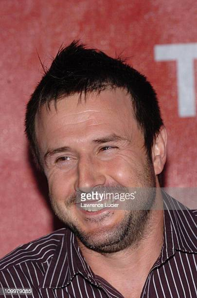 David Arquette during 4th Annual Tribeca Film Festival - Slingshot - Press Conference at Regal Cinemas in New York City, New York, United States.