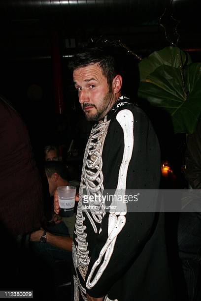 David Arquette during Bacardi Limon Presents QTip Surprise Birthday Party at the Safe Harbor Loft at The Safe Harbor Loft in New York City New York...