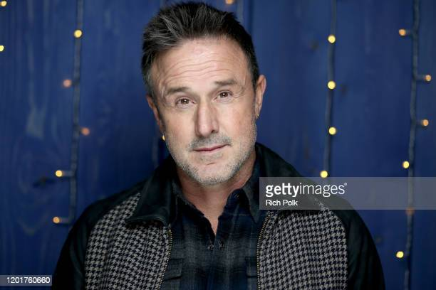 David Arquette of 'Spree' attends the IMDb Studio at Acura Festival Village on location at the 2020 Sundance Film Festival – Day 1 on January 24,...