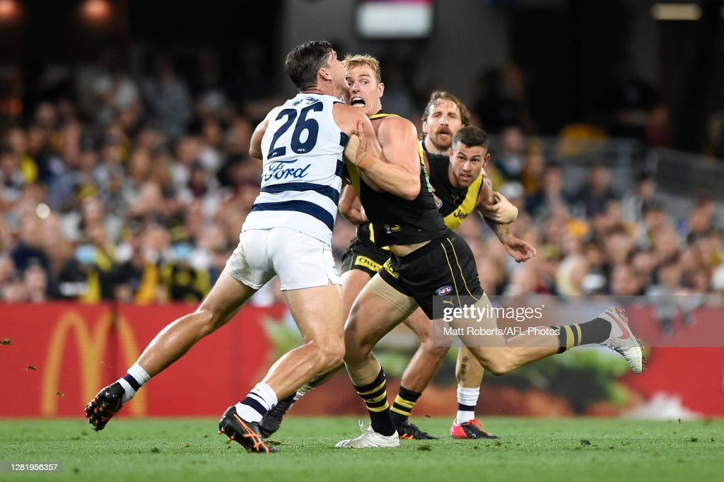 2020 AFL Grand Final - Richmond v Geelong : ニュース写真