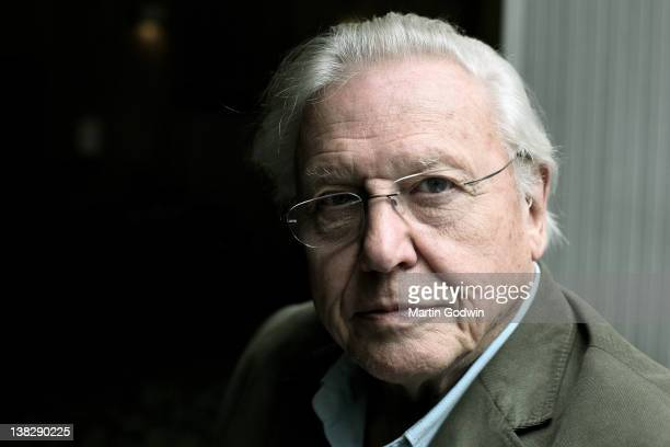 David Attenborough zoologist television journalist and broadcaster 27th September 2011