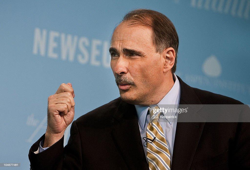 Major Political Figures Attend Washington Ideas Forum