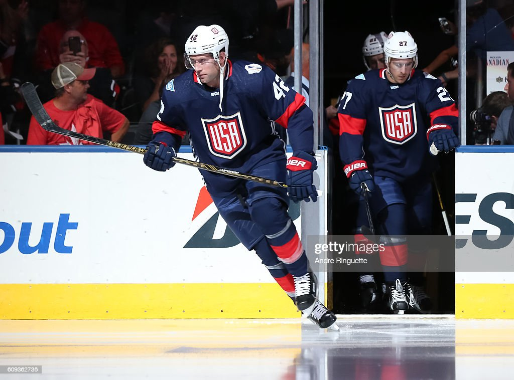 World Cup Of Hockey 2016 - Canada v United States : News Photo