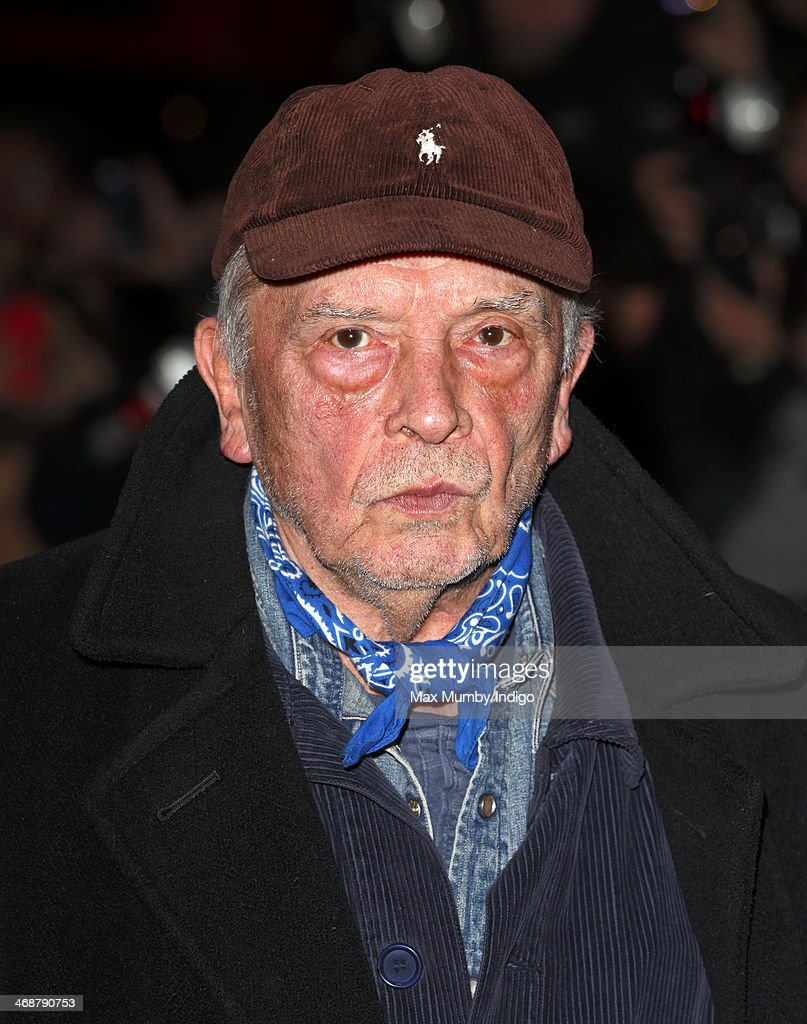 David Bailey attends The Portrait Gala 2014: Collecting to Inspire at the National Portrait Gallery on February 11, 2014 in London, England.