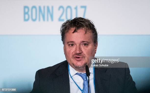 David Banks White House Special Assistant attends an event titled 'The Role of Cleaner and More Efficient Fossil Fuels and Nuclear Power in Climate...