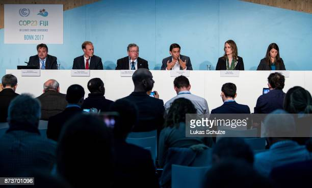 David Banks White House Special Assistant Francis Brooke Office of the Vice President Barry Worthington United States Energy Association Amos...