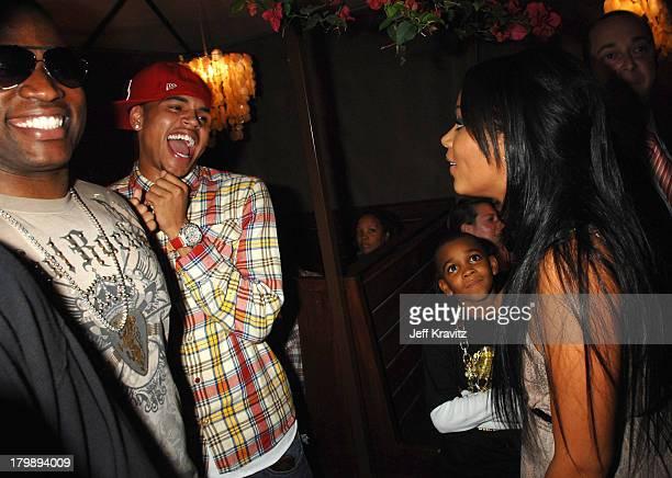 Lauren London And Chris Brown