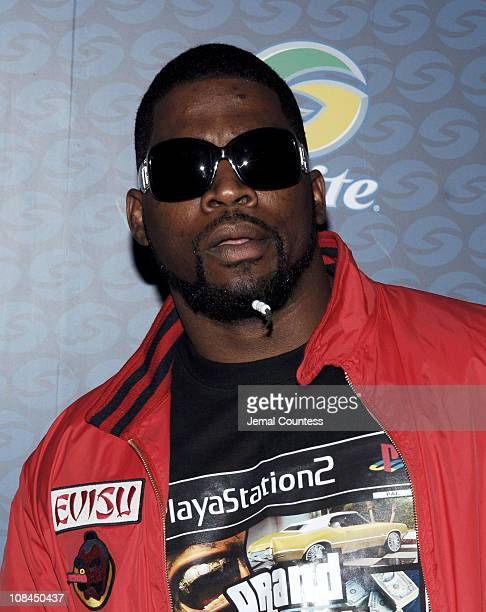David Banner during Sprite Street Couture Showcase - Arrivals and Afterparty at Guastavino's in New York City, New York, United States.