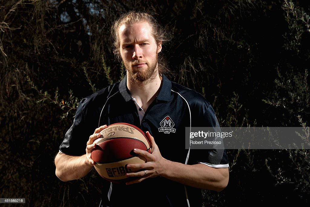 Melbourne United Player Signing : News Photo