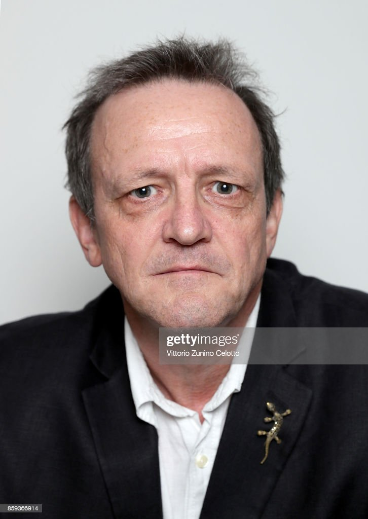 David Batty during a FilmMaker Afternoon Tea at the 61st BFI London Film Festival on October 9, 2017 in London, England.