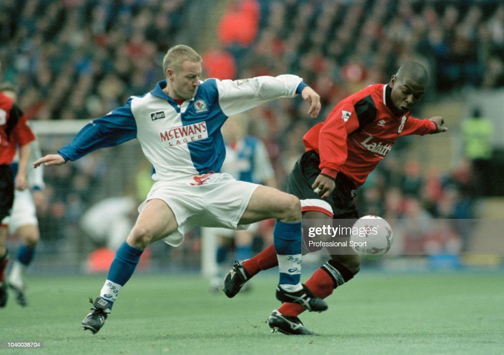 Blackburn Rovers v Nottingham Forest - FA Carling Premiership : News Photo