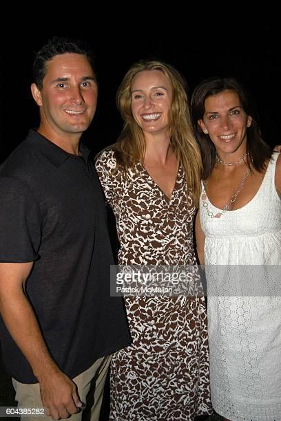 David Baumrind Ellenka Baumrind and Mindy Greenblatt attend Cocktail Party With Steven Schonfeld Celebrating Mindy Greenblatt's Birthday at Watermill...