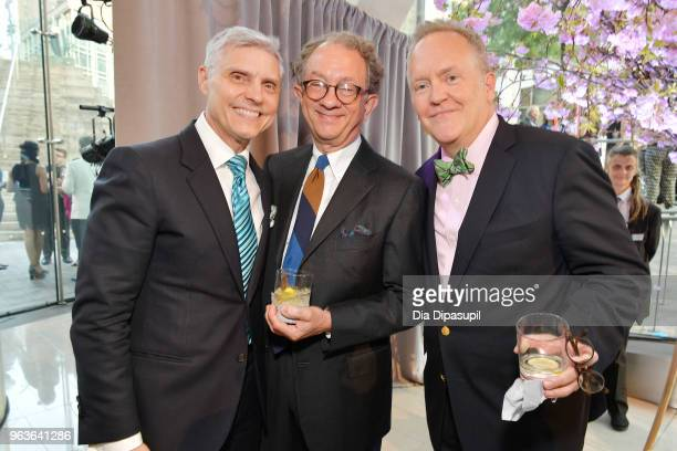David Beach attends Lincoln Center's American Songbook Gala at Alice Tully Hall on May 29 2018 in New York City