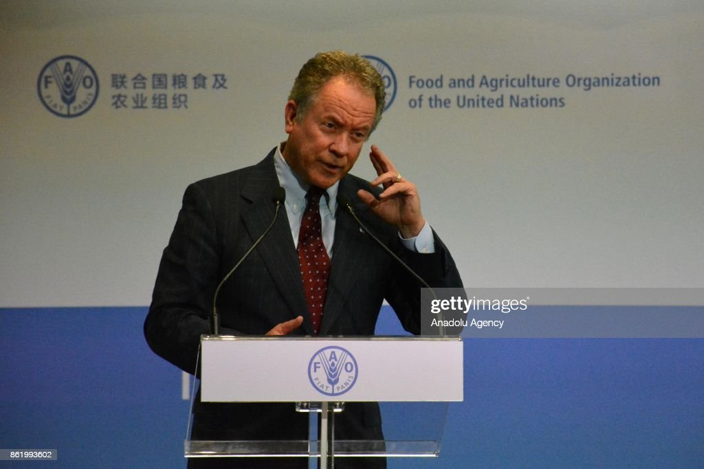 David Beasley Executive Director Of The U N World Food Programme News Photo Getty Images