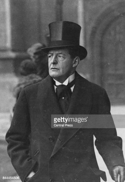 David Beatty 1st Earl Beatty First Sea Lord and Chief of Naval Staff of the Royal Navy circa 1920