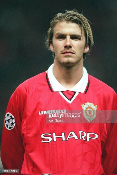 David BECKHAM Manchester United Premier League