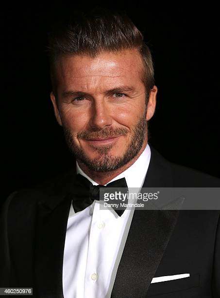David Beckham attends A Night Of Heroes: The Sun Military Awards at National Maritime Museum on December 10, 2014 in London, England.