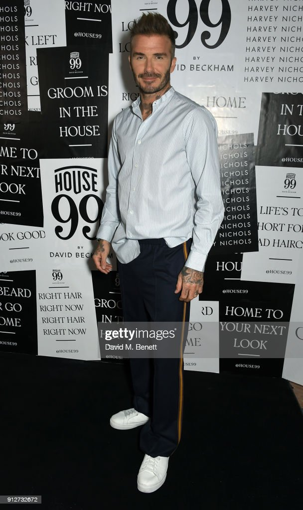 Harvey Nichols Exclusively Launches House 99 By David Beckham
